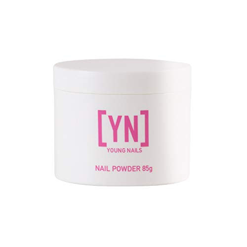 Young Nails Acrylic Speed Powder, Clear, 85 Gram