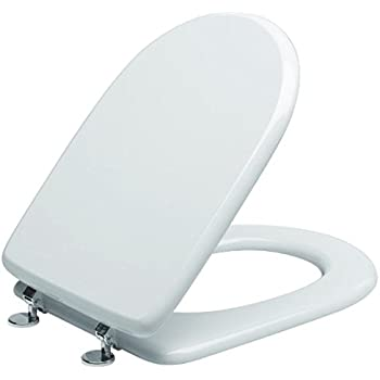 Sedile Wc Pozzi Ginori Ydra.Carrara Matta 111 223ydr Sedile Wc Bianco Amazon It Fai Da Te