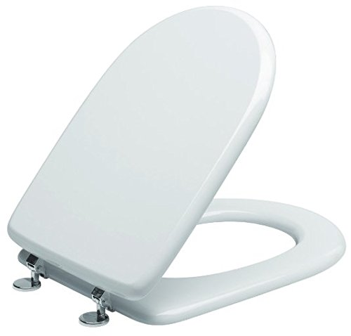 CARRARA&MATTA 111-223YDR Sedile WC, Bianco