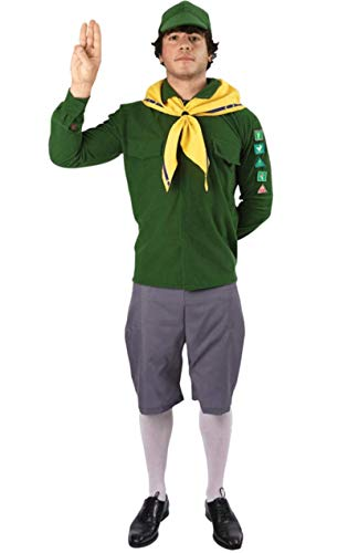 ORION COSTUMES Adult Boy Scout Costume