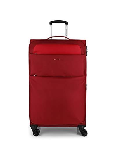 Gabol - Cloud | Maletas de Viaje Grandes de 47 x 79 x 28 cm con Capacidad para 91 L de Color Rojo