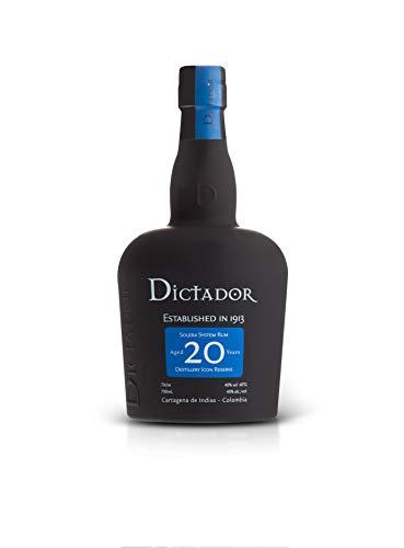 Dictador 20 Solera Rum (1 x 0.7 l)