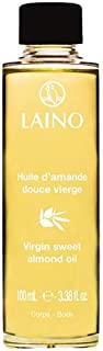 LAINO Virgin Sweet Almond Oil, 100 ml