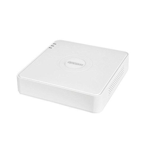 Epcom S04-TURBO-X Blanco videograbador Digital - Capturadora de Video Digital (Blanco, 1920 x 1080 Pixeles, H.264, G.711, 1920x1080,...