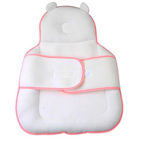 Almohada para bebé recién nacido, colchón antivuelco, almohadilla para dormir para bebés, almohadilla para posicionamiento, cojín para bebés de 0 a 12 meses