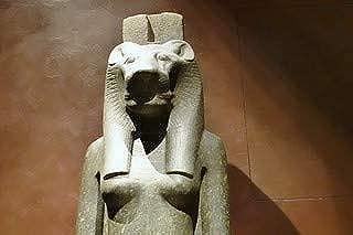 HistoricalFindings Photo: Statue of The Goddess Sekhmet; Egyptian Museum, Turin (4)