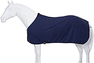 Tough 1 Soft Fleece Blanket Liner/Sheet, Navy, Large