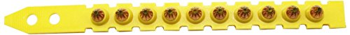 Hilti 50352 0.27 Caliber Yellow Boosters, 100-Pack