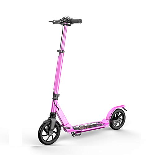 Review Of Kick Scooters Adjustable Scooter Two-Wheeled Scooter Collapsible Scooter Aluminum Scooter ...