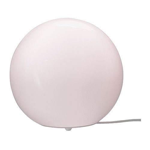 2 x IKEA Fado - Lámpara de mesa, color blanco