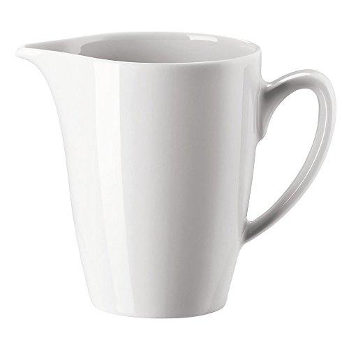Rosenthal 11770-800001-14440 Crémier 4, Porcelaine, Blanc, 11,3 x 11,3 x 8,2 cm