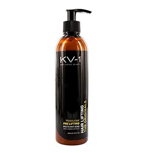 KV1 The Originials Moisturizer 300ml, Feuchtigkeitscreme für Haare, nährende Hair Lotion für trockenes Haar, Haarkur mit Keratin
