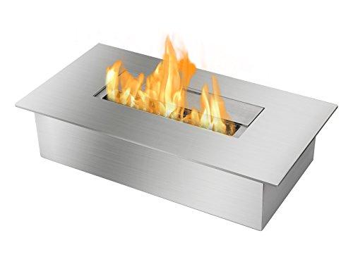 Best Buy! Bio Ethanol Ventless Fireplace Burner Insert - EB1400 | Ignis
