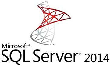 SQL Server Standard Edition 2014 English US Only DVD 10 Clt