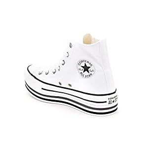 Converse Scarpe Chucks Taylor all Star Platform Layer Hi CODICE 564485C