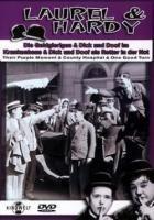 Laurel & Hardy - Die Geldgierigen & Im Krankenhaus & Als Retter in der Not (DVD)