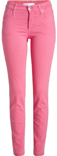 MAC Jeans Skinny Clean 0300 5996 Damen Hose Pants Stretch Straight Fit, Farbe:rosa;Damengrößen:36;Hosenlängen:L32