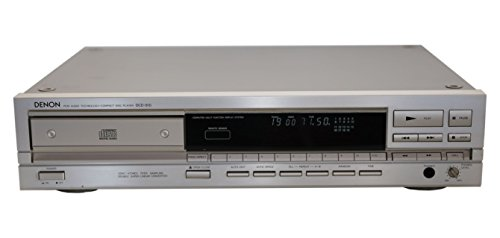 Denon DCD-810 CD Player in Silber