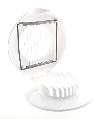 MC Trend Mozzarella-Schneider Küchenhelfer für das Schneiden gleichmäßiger Scheiben praktisch für Küche Restaurants Hotels