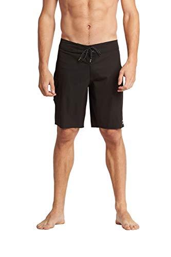 Billabong Men's Standard Classic 4-Way Stretch Boardshort, 20 Inch Outseam, Black, 34