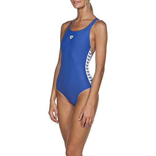 Arena Team Fit Racer Back Maxfit One Piece Swimsuit, Royal, 34
