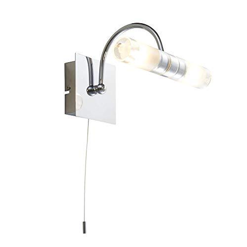 ENDON Infinity 80199 - Lámpara de techo (6 bombillas de 28 W, G9)