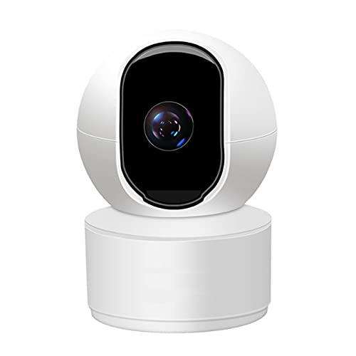 ビデオベビーモニター、8MP 4K IPカメラ、AIヒューマノイド検出、リモートモニタリング、赤外線暗視、双方向トーク、家庭やオフィスに適しています,64g