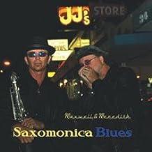 Saxomonica Blues