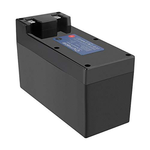 Exmate 25.2V 6900mAh Li-Ion Akku für Rasenroboter Mähroboter Ambrogio L200 Deluxe 1B, L200 Deluxe 2B, ersetzt Zucchetti CS-C0106-1