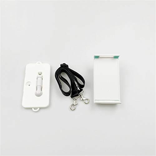 Cosye Clip de Montaje del Soporte de la Tableta del teléfono del Soporte del Control Remoto para HUBSAN Zino Pro Hubsan H117S Zino para dji GPS Drone RC Aircraft