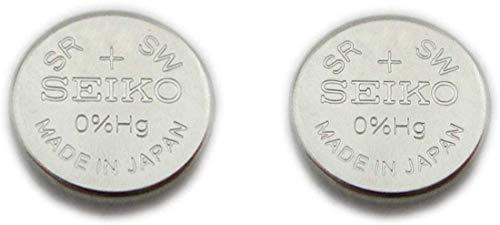 [セイコー]SEIKO 純正酸化銀ボタン電池 2個入りパック (SR621SW 2個セット)
