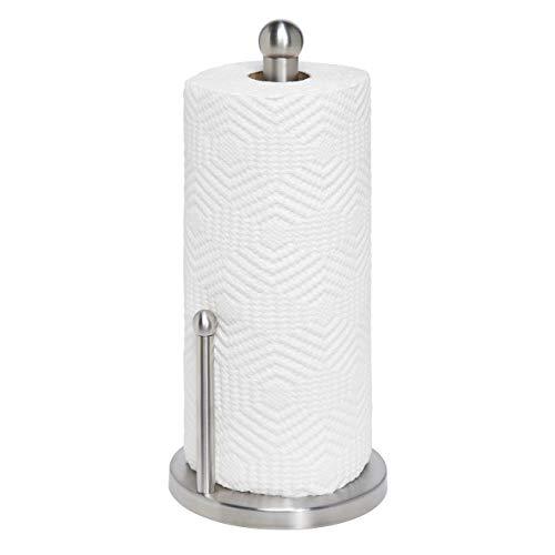 HoneyCanDo KCH01077 Stainless Steel Paper Towel Holder