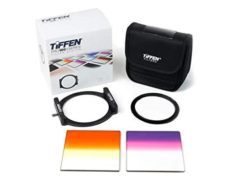 Tiffen Skyline PRO100Series 4x 4y 4x 5.650Soporte de Filtro Kit–Negro