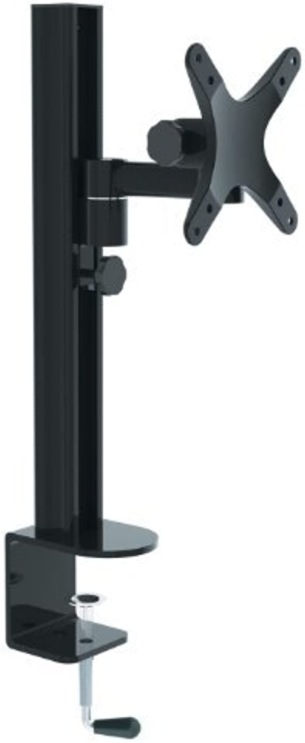 Arrowmounts Full-Motion Desktop Mount for 13 to 27-Inch Computer Monitors and Flat Panel TVs AM-D2420B by Arrowmounts
