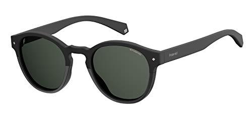 Polaroid PLD 6042/s Sunglasses, 807/M9 Black, 49 Unisex-Adult