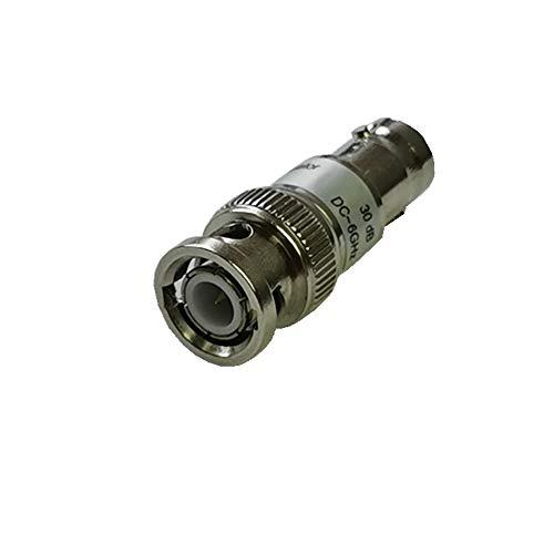 2W BNC-J.K Coaxial RF Attenuator DC to 6.0GHz,1-40db,50 Ohm (10db)