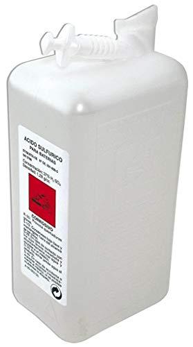Acido sulfurico electrolito para baterias concentración 37%