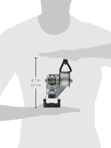 Keeper 05530 Mountable 8' x 1-1/2