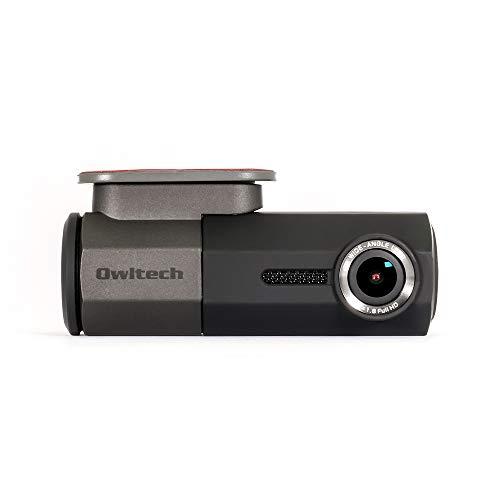 オウルテック ドライブレコーダー モニターレス Wi-Fi対応 バッテリーレス 219万画素 録画 F1.8レンズ 12V/24V車対応 microSDカード(16GB) 付き OWL-DR901W