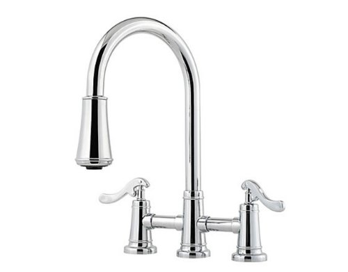 Brushed Chrome Faucets