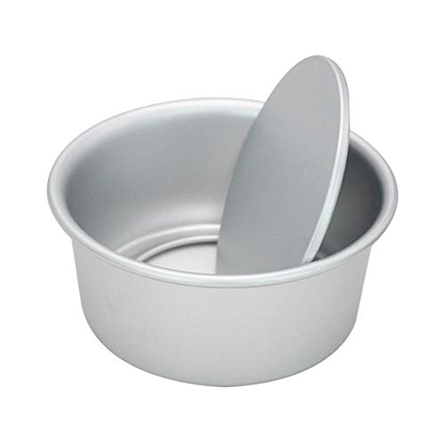 Molde de Horno Moldes reposter/ía Juego de Sartenes Antiadherentes de Acero para Pastel de Queso