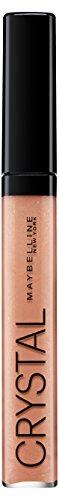 Maybelline Lip Studio Gloss Nr. 210 Striking Peach, Lipgloss mit schimmerndem Finish, 6,8 ml