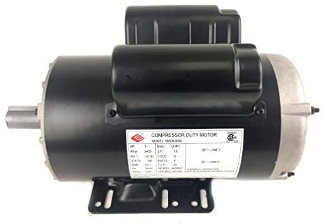 Top 10 Best 5hp air compressor motor