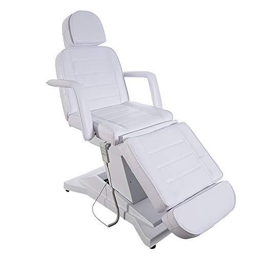 BarberPub vollelektrische Kosmetikliege Therapieliege Massageliege 3 Motor 0273W