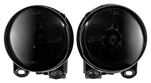 2 x Nebelscheinwerfer Schwarz inkl. 2 x H11 LAMPE für E53 E92 E93 F07 F10 F11 F22 F23