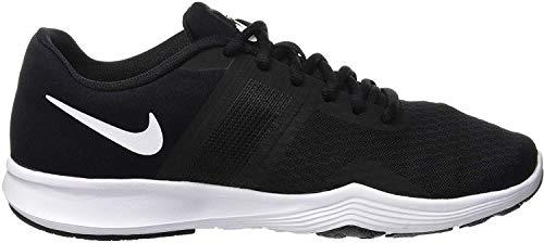 Nike Damen WMNS City Trainer 2 Laufschuhe, Schwarz (Black/White 001), 38 EU