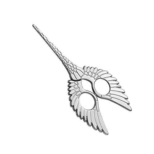 JINQIANSHANGMAO Tijeras Tijeras de Costura de Estilo Retro Tijeras de Acero Inoxidable Tijeras de Sastre de Bordado Tela de Oficina Tela de Oficina Herramientas de Costura (Color : Silver)