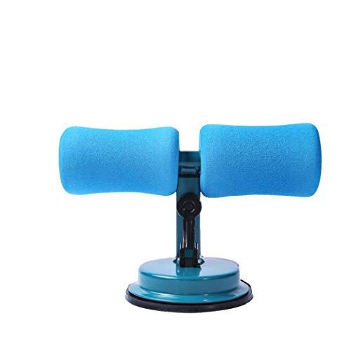 Sit Up-Übungs-Stab Sit Up Stand Hauptgymnastik-Ausrüstung Sit Up Bars Bauchmuskeltraining Bauchtrainer blau Stand