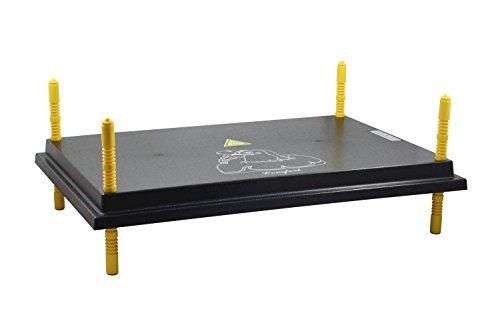 Wärmeplatte Comfort 40x60 cm, 56 Watt, Heizplatte, Heizmatte, Kükenwärmer, Heizkabel, Inkubator, Kunstglucke, Wärmebirne