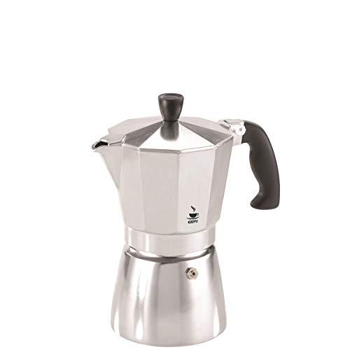 GEFU GE16070 Espresso-Kocher Lucino, 3 Tassen